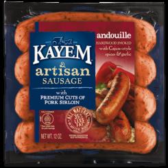 Artisan Andouille Sausage
