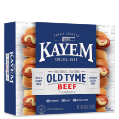 Old Tyme Natural Casing Beef Franks