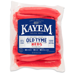 Old Tyme Natural Casing Reds