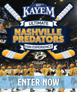 Nashville Preds Contest